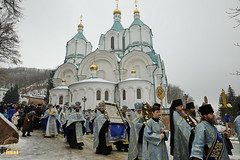 The Laying of the Foundation Stone of Saint John the Russian's Church / Закладка храма св. Иоанна Русского (2) 20.02.2017