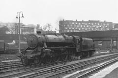45291 (Gricerman) Tags: euston eustonstation black5 black5class 460 45291 steam steambr steammidland midland midlandsteam midlandsteambr br britishrailways brsteam brmidland lms