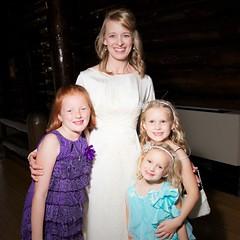 Some of the Girls (michael.veltman) Tags: albrecht allison lodge mike september starvedrock veltman wedding starvedrocklodge il usa