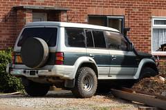 L707 GTG (2) (Nivek.Old.Gold) Tags: 1993 mitsubishi pajero lwb intercooler turbo 2800 exceed auto