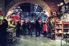 St Lawerence Market Entrance (Bill Smith1) Tags: agfavista400 believeinfilm billsmithsphotography heyfsc nikkormatel toronto nikkorn24f28lens