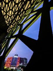 Plaza Kenari Mas (Henry Sudarman) Tags: olympusomd em1 olympusomdem1 indonesia jakarta kenarimas plazakenarimas bangunan gedung architecture arsitektur