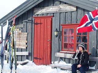 Séjour ski de fond à Golsfjellet en Norvège