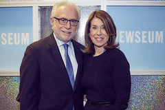 Wolf Blitzer at 2017 Free Expression Awards