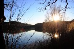 Hennesee (_dankhn) Tags: sauerland hennesee hochsauerland lake see nature landscape nrw germany deutschland nordrheinwestfalen landschaft evening spring light water bluesky