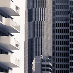 San Francisco Grid (Sharon Mollerus) Tags: highrises windows sanfrancisco california unitedstates us