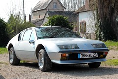Alpine Renault A310 V6 (seb !!!) Tags: 2017 auto automobile automovel automovil automobil berlinette coupé coach fastback canon 1100d cars anciennes ancienne old oldtimers populaire seb france voiture wagen car coffee breuilpont française français french französisch frankreich francia frança francese francês francés photo picture foto image bild imagen imagem grise grigio gris grau gray cinza classique classic klassic