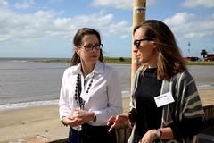 Vital Voices Mentorship Walk 2017 (U.S. Embassy Montevideo) Tags: kellykeiderling vitalvoices mentoreo mentorship agustina zuasnábar walk emprendedurismo embprende2017