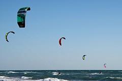 1, 2, 3 e 4!!!! (Marco_964) Tags: kitesurt surf cielo mare vela vento sky sea wind sail pentax