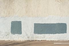Untitled #5 (Nannile) Tags: graffitiremoval geometry геометрия nikon d700 digitalphotography patches urban urbanrothko moscow rothkoesque abstract abstraction conceptual grey greyish horizontal москва пятна серый elsewhere