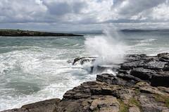 Wild waves! (andythomas390) Tags: waves coast sea crashing wild moelfra northwales nikon d7000 18200mm anglesey