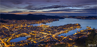 Bergen Winter Blues, Norway