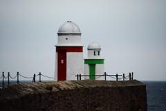 Laxey / Laksaa (Isle of Man) - Lighthouses (Danielzolli) Tags: isleofman vannin ellanvannin eileanmhannin manx inselmann insel wyspa ostrov ostrvo otok island eiland île isla остров laxey laksaa phare faro lighthouse leuchtturm majak