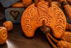 Ceramics, handmade by me (Hanna Tor) Tags: macro pattern ceramics handmade texture 7dwf