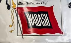 Follow the Flag (BobWilcox) Tags: 24016 wab emde8 roanoke vamuseumoftransportation va nw ns virginia unitedstates us