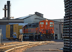 Industry Work (Missabe Road) Tags: bnsf 3702 gn jefffoster mp15