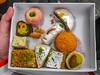 _IMG_9606 (Manveer Jarosz) Tags: bharat hindustan india indian rajasthan udaipur ajmerikalakand barfi box dessert laddu ladoo marzipan mithai sweets