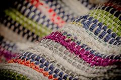 Macro Mondays - Cloth/Textile (M1randje) Tags: 45 explore dof clothtextile macromondays cloth textile colorfull color fabric macro