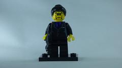 Brick Yourself Bespoke Custom Lego Figure Yakuza