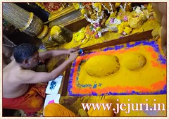 RP 6 a (Upadhye Guruji. Jejuri.) Tags: jejuri khandoba kadepathar malhar mhalsakant martand bhairav mallanna mallappa mailarling shankar mahdev mhalsa ghode uddan steps karha karhepathar purandar valley talav sadanand yelkot mandir temple jejurgad upadhye guruji mangsooli mangsuli devargudda guddapur dharwad komaruvelli bidar manikprabhu satare korthan dhamani aadi mailar dawadi nimgaon jaymalhar delawadi shegud naldurga rangpanchami colours