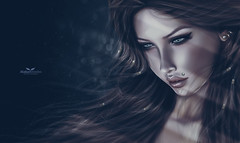 Artemis (atakurt) Tags: secondlife sb portrait illustration drawing digitalarts