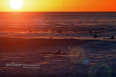 """surfers @ Sunset"" (eDeaver Photography) Tags: california elporto manhattanbeach pacificocean westcoast ocean beach sand water surf surfer surfers sun sunset edeevo edeaver edeaverphotography digitalcreations creations nikon"
