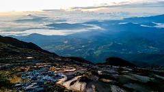 Mount Kinabalu at Sabah, Malaysia