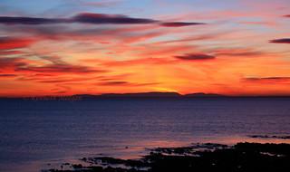 Ballyteige Sunset