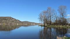 2017-03-26 River Labe (beranekp) Tags: czech river labe elbe počáply landscape landschaft české středohoří