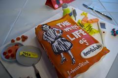 The Immortal Life of Henrietta Lacks (Hopkins Rare Books, Manuscripts, & Archives) Tags: jhu cake ediblebookfestival theimmortallifeofhenriettalacks hela henriettalacks henrietta lacks immortal immortallife