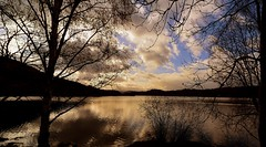Days End. (richbriggs28. Love being a grandad :)) Tags: loch lomond trossachs national park richbriggs28 reflections scotland lochlomond