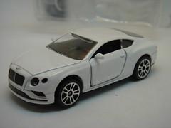 MAJORETTE BENTLEY CONTINENTAL GT V8 S NO2 1/64 (ambassador84 OVER 7 MILLION VIEWS. :-)) Tags: majorette bentleycontinentalgtv8s diecast bentley