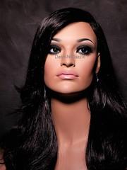 Jennifer Jimenez (dashndazzle) Tags: dashndazzle mannequin makeup glass eyes jennifer jimenez