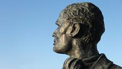 Bader (ƒliçkrwåy) Tags: douglas bader raf pilot ww2 flying ace royalairforce statue goodwood