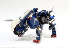 hexaliger02 (chubbybots) Tags: lego mech nexoknights