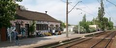 Railway station Poznań Dębiec (grzegorzziętkiewicz) Tags: poznań dębiec pkp stacja kolej railwaystation bahnhof wielkopolska poland