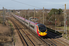 West Coast Pendolino (daveymills31294) Tags: west coast pendolino wcml class 390 virgin trains charnock richard