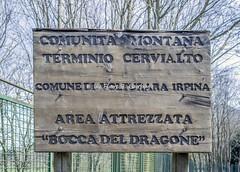 """Volturara Irpina (AV), 2017, La """"Bocca del Dragone"""" inghiottitoio naturale della """"Piana del Dragone"""". (Fiore S. Barbato) Tags: italy campania volturara irpina volturarairpina irpinia bocca piana dragone inghiottitoio"""