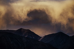 Sunset over Pangong Lake (Andrea Zampatti_Wildlife Photographer) Tags: pangong sunset lake tso ladakh india indian himalaya landscape tramonto mountain montagna andrea zampatti