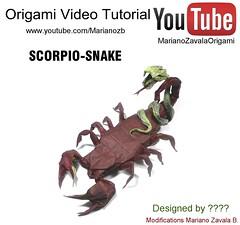 Scorpio-snake (Mariano Zavala B) Tags: scorpio snake escorpión serpiente scorpion