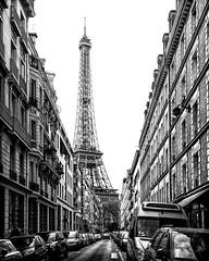 Streets of Paris (jev) Tags: leicam9 leicasummiluxm35mmf14preasphfle eiffeltower france igersparis paris summilux artq beonebw blackandwhite bnwcaptures bnwhunters bnwmagazine bnwmania bnwmagic bnwmaster cityscape explore igparis igersfrance leicacamera leicaimages monochrome mydailybnw pariscityvision parisjetaime parismaville pr0jectbnw roundtheworld tgifbnw topparisphoto travelgram travelstagram trip