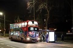 Lothian 301 SN09CTK (busmanscotland) Tags: lothian 301 sn09ctk sn09 ctk volvo b9tl wright eclipse gemini lrt buses