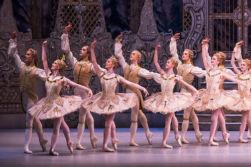 New dancers to join The Royal Ballet for 2017/18 Season
