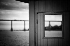 Witrough (Svendborgphoto) Tags: monochrome maritime marine nautical nikon bw bokeh blackandwhite bridge windows dof sigma 120300mm