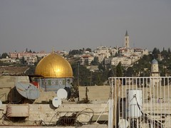 Uitzicht over Jeruzalem