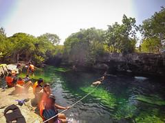 Tulum Cenote Azul-3