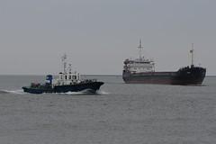 DSC_5076 (sauliusjulius) Tags: lvlpx liepaja latvia port libau karosta libava pilot4 pilot vessel liepāja mmsi 275038000 call sign yl2475 janis янис imo 8875530 273435220 ufmv