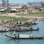 Huế 1968 - Bến đò qua sông Hương thumbnail