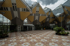 Blaakse Bos (Fotorob) Tags: zuidholland structuralisme blomp woningenenwoningbcomplx eengezinswoning nederland architecture paalwoning stijl architectura architectuur rotterdam