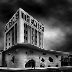Saarlouis Theater am Ring (stefan.lafontaine) Tags: saarlouis theater am ring saarland germany europe architecture urban fine art black white schwarz weiss blanco y negro blanc et noir blackandwhite schwarzweiss blancoynegro blancetnoir monochrome olympus em1 zuiko pro 1240 mm